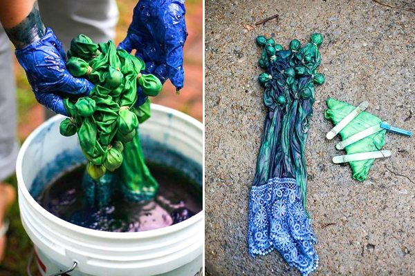 How to Indigo Dye