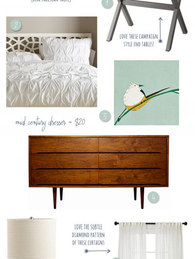 The Sweetest Home: The Master Bedroom thumbnail