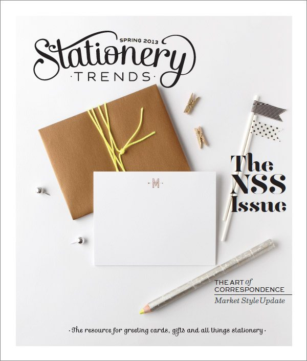 Stationery Trends May 2013