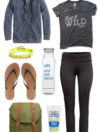 What To Wear: Going Camping thumbnail