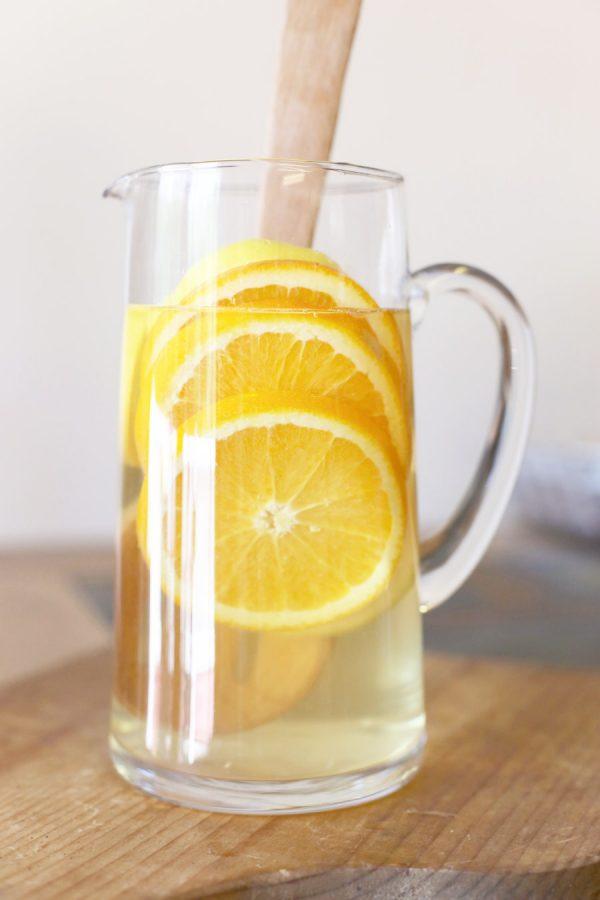 Citrus Sangria | The Sweetest Occasion