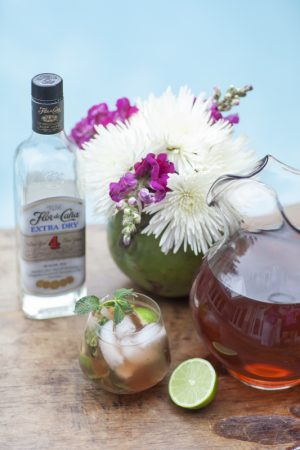 Southern Cuba Libre Cocktail | The Sweetest Occasion