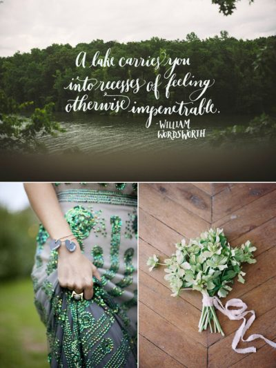Color Palette: Emerald + Moonstone thumbnail
