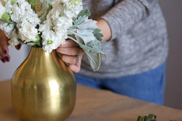 DIY Halloween Bouquet
