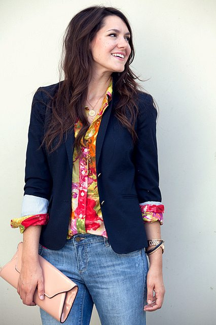 3 Ways to Wear Floral for Fall