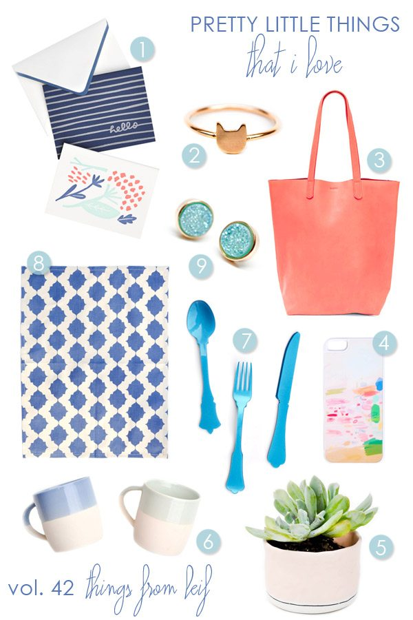 Pretty Little Things from LEIF
