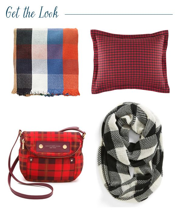 10 Modern Ways to Decorate with Plaid