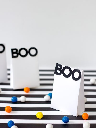 BOO! Printable Halloween Treat Bags thumbnail
