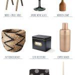 Fall Essentials: My Home Decorating Wish List