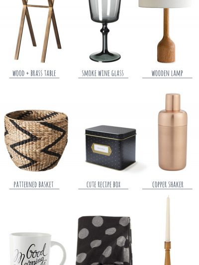 Fall Essentials: My Home Decorating Wish List thumbnail