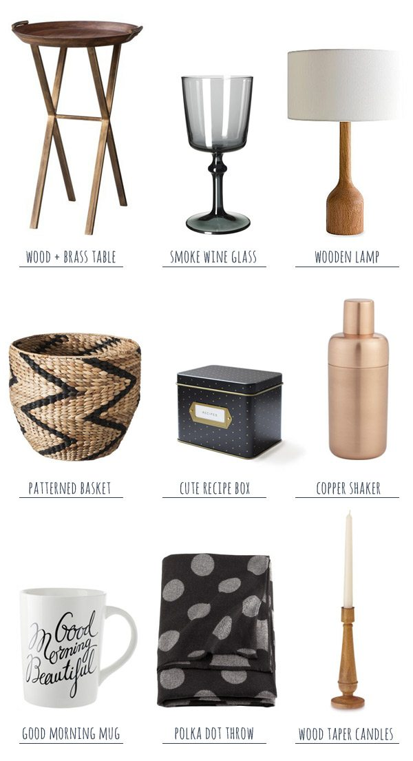 Fall Decorating Ideas: My Wish List