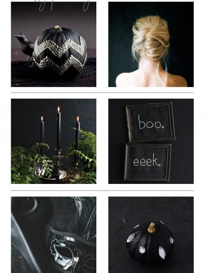 Recently Pinning: Spooky + Glam Halloween Decorations thumbnail
