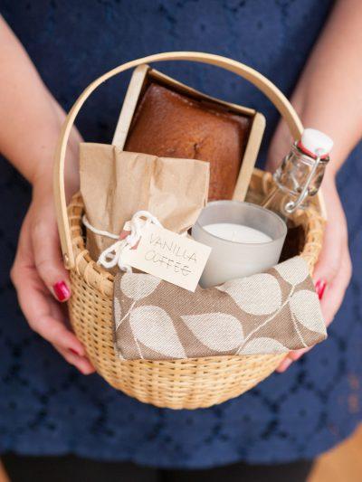 DIY Holiday Hostess Gift Basket thumbnail