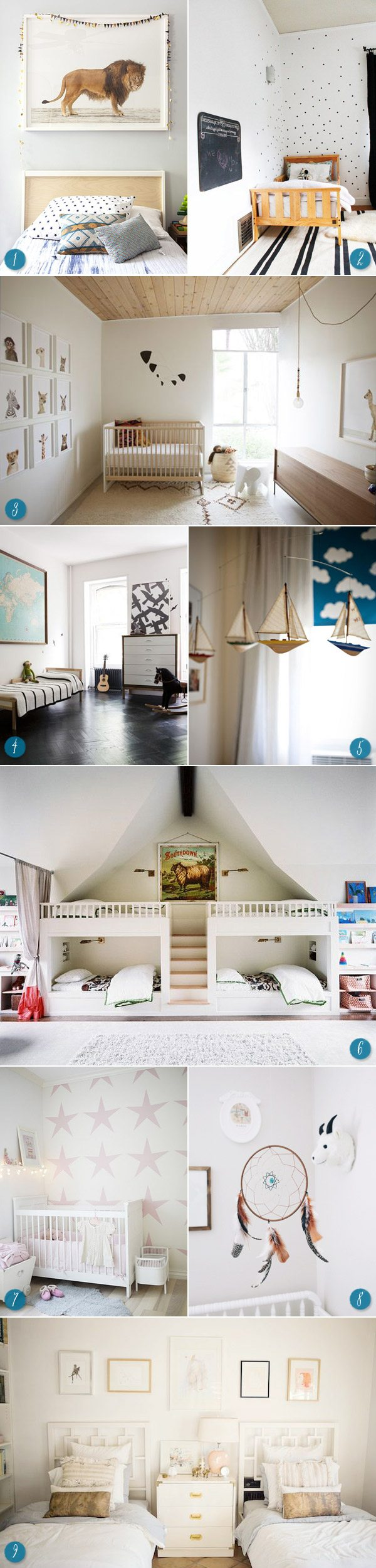 Beautiful Kids Rooms | The Sweetest Occasion