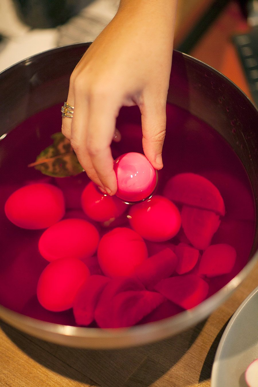 Beet Pickled Deviled Eggs - The Sweetest Occasion — The Sweetest ...