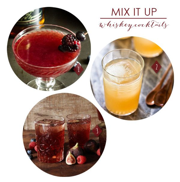 Mix It Up: Whiskey Cocktails