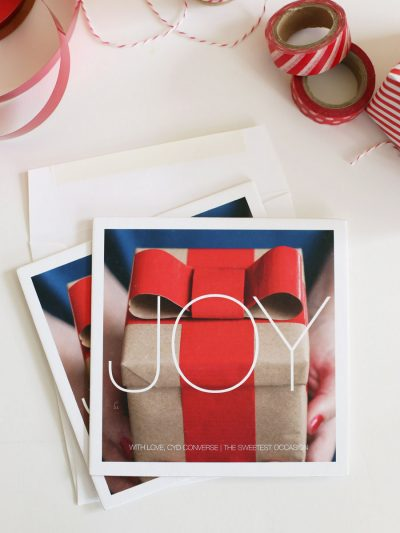 Holiday Cards from Pinhole Press thumbnail