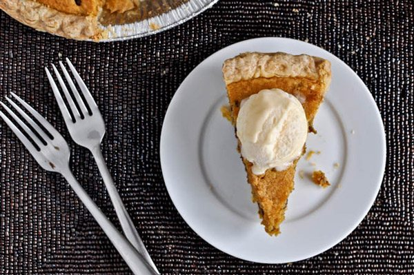 Pumpkin Chocolate Chip Cookie Pie - The Sweetest Occasion — The ...