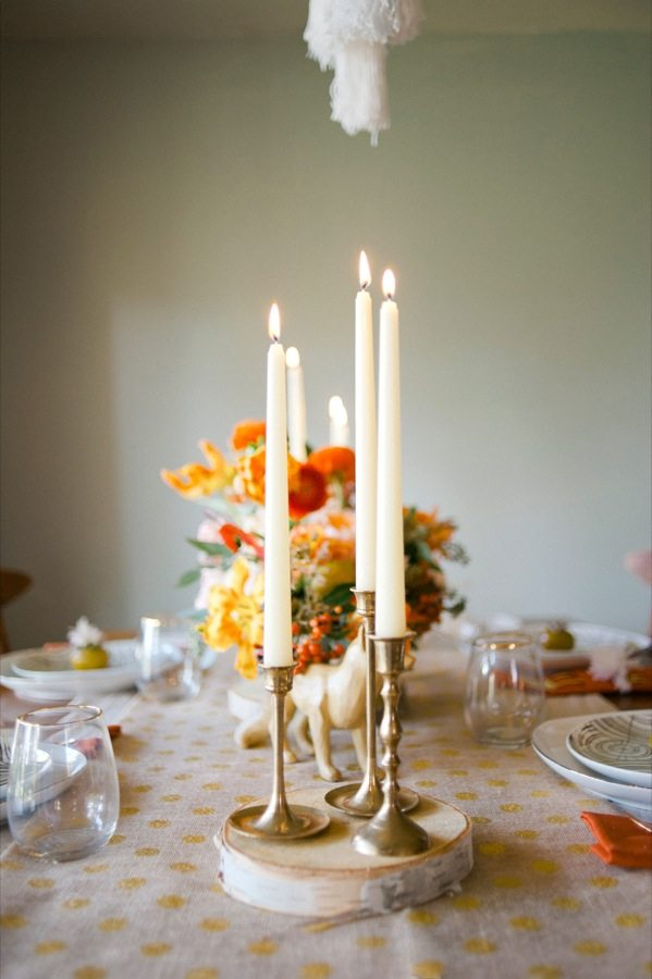 Colorful Modern Thanksgiving Celebration