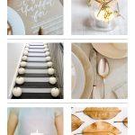 Recently Pinning: Elegant Thanksgiving Decor