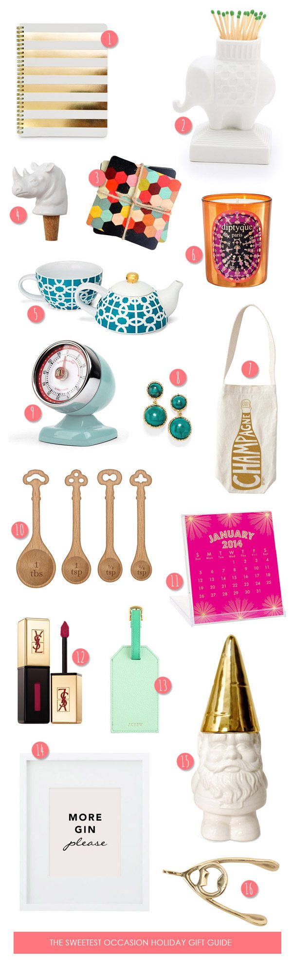 The gift guide fabulous hostess gifts the sweetest Hostess gift