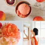 Color Palette: Blood Orange + Persimmon