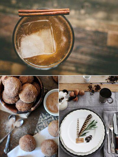Color Palette: Cinnamon + Cider thumbnail
