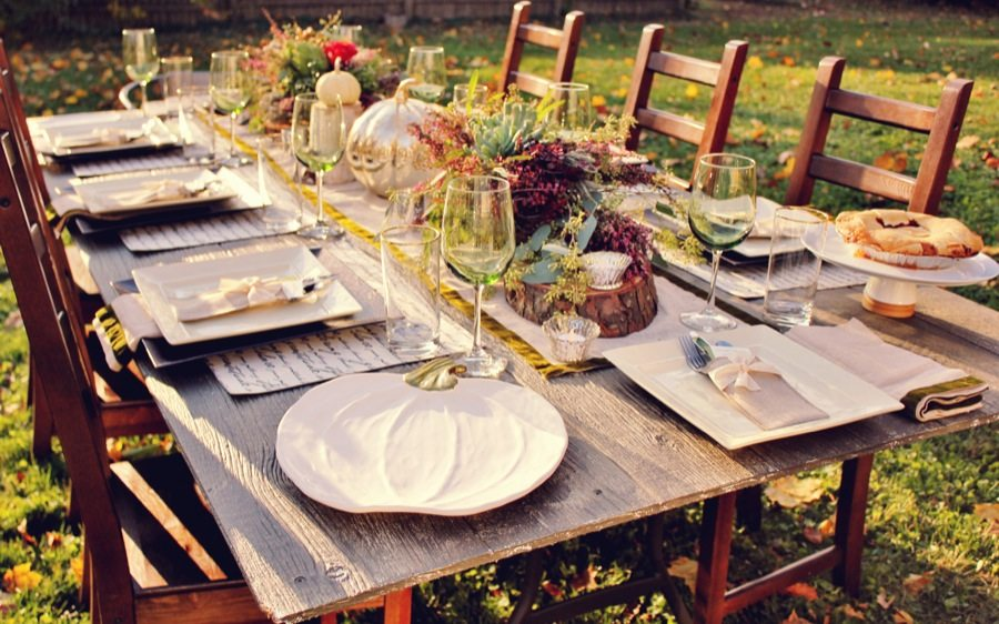 Thanksgiving Table Settings Stunning Thanksgivingtablesettings  The Sweetest Occasion Design Decoration