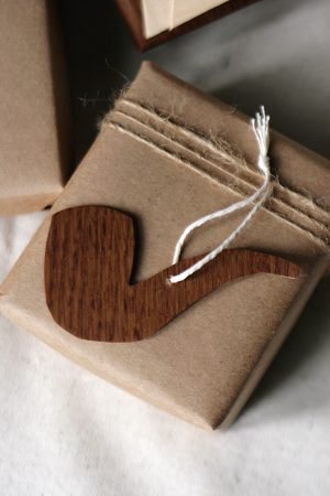 DIY Wooden Gift Tags