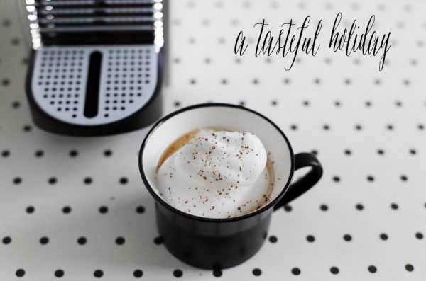 A Tasteful Holiday with Nespresso
