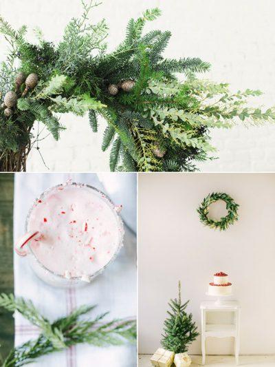 Color Palette: Cranberry + Pine thumbnail