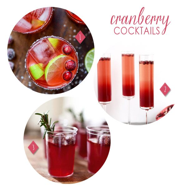 Mix It Up: Cranberry Cocktails