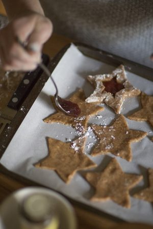 Linzer Cookies | The Sweetest Occasion