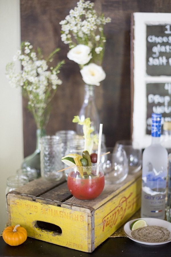 Whether you are planning for a Memorial Day cookout, a Kentucky Derby party, or are hosting a simple brunch, I'm sharing all the key ideas, ingredients, and garnishes you need to build your own Bloody Mary bar in your own home.
