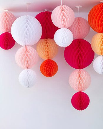 how to make a tissue paper ball decoration How to make tissue paper flowers for weddings, birthdays and celebrations easy simple instructions for long lasting decorations that can be reused and color coordinated.