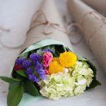DIY Mini Valentine's Day Bouquets