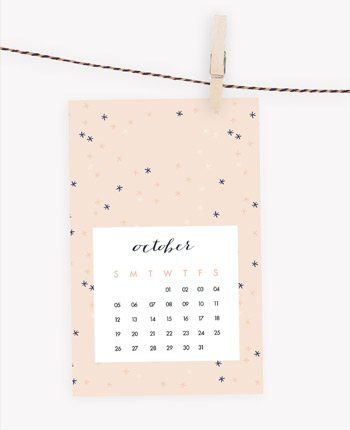 10 Awesome (and Free) Printable Calendars for 2014 thumbnail
