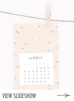 10 Awesome (and Free!) Printable Calendars for 2014