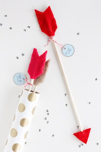 DIY Date Night Arrows