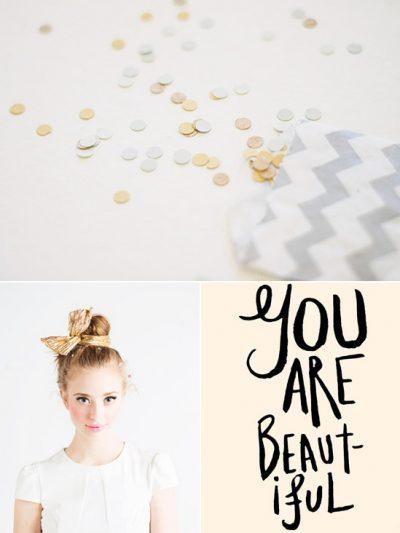 Color Palette: French Cream + Mint thumbnail