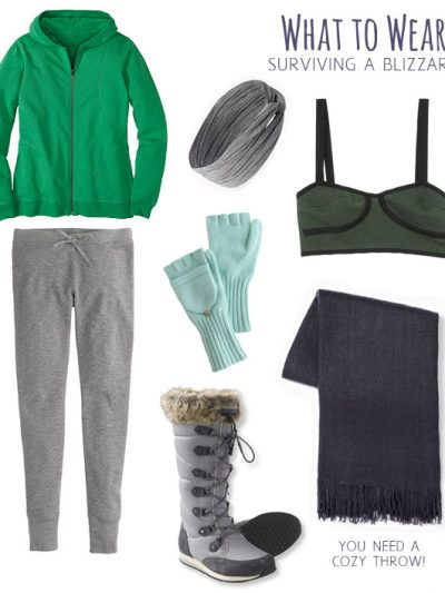 What To Wear: Surviving a Blizzard thumbnail