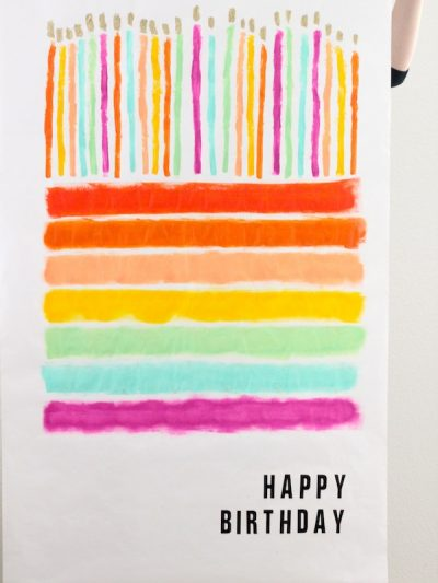 Bright + Colorful Birthday Party Ideas thumbnail