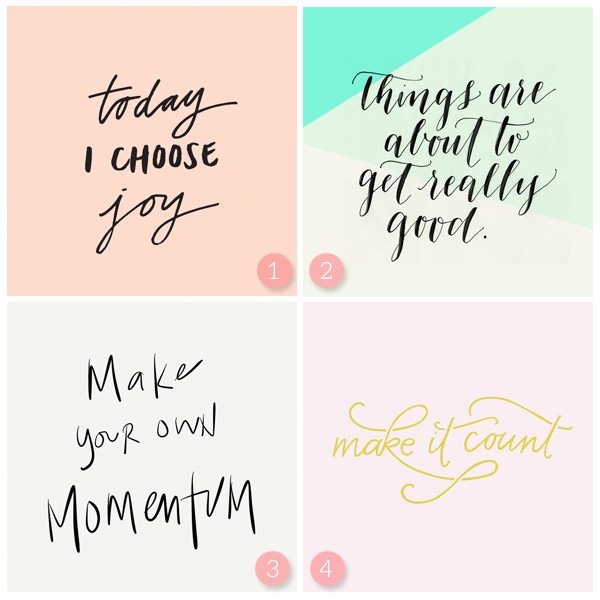 Monthly Favorites: Words   The Sweetest Occasion