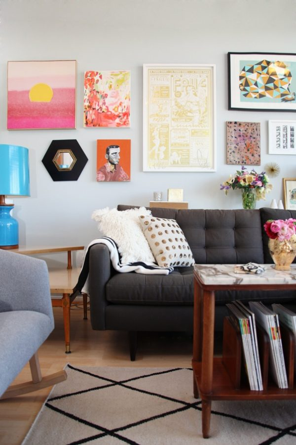 The Sweetest Occasion At Home - Living Room Inspiration