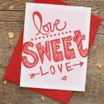 Love Sweet Love – Valentine's Day Printables