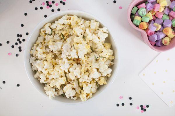 Rosemary Popcorn Recipe