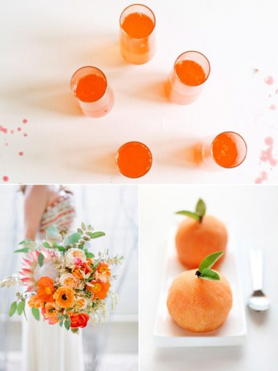 Color Palette: Winter Citrus + Granita thumbnail