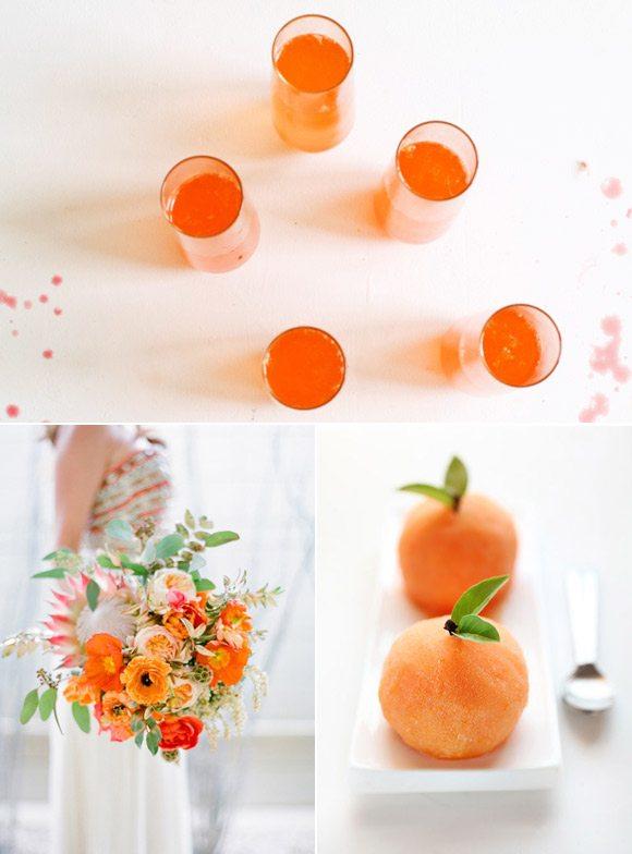 Color Palette: Winter Citrus + Granita - The Sweetest Occasion — The ...