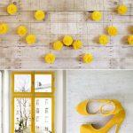 Color Palette: Dandelion + Seedling