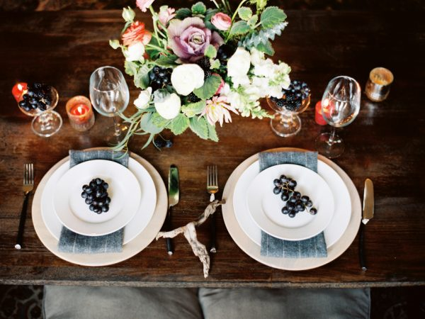 An At Home Date Night - The Sweetest Occasion